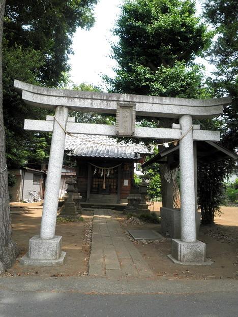 八釼神社(菊野台)-01