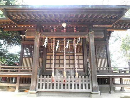 糟嶺神社(入間町)-03拝殿