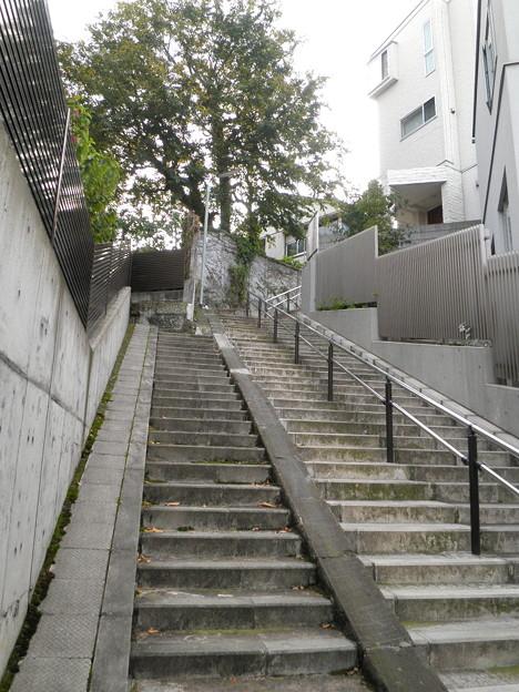 オバケ階段