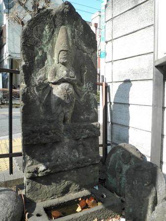 宿山の庚申塔-02(1708年)