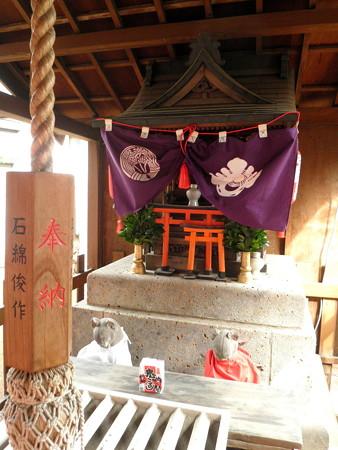 上目黒氷川神社-06氷川稲荷神社d