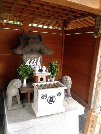 上目黒氷川神社-07富士浅間神社b