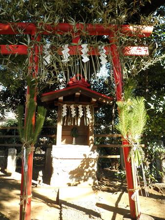 駒繋神社-07稲荷神社