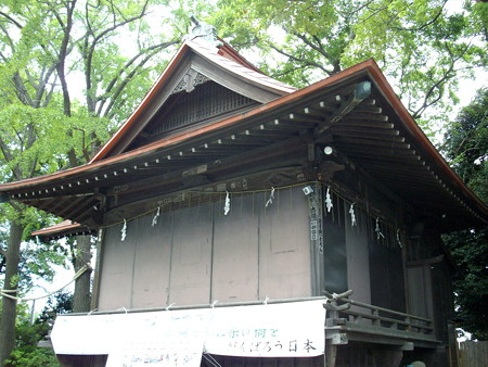 浅間神社-10神楽殿
