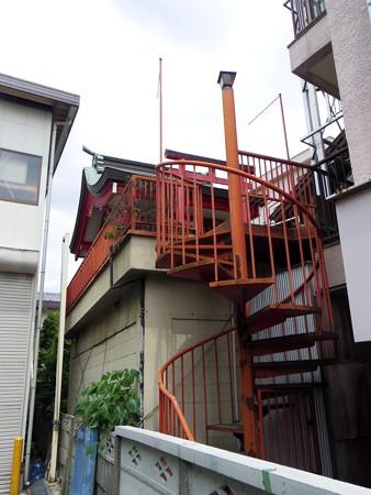 穴守稲荷分神社(狛江_田中橋交差点)-02