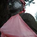 Photos: 泉龍禅寺別院(狛江)-01耳切り地蔵(右)