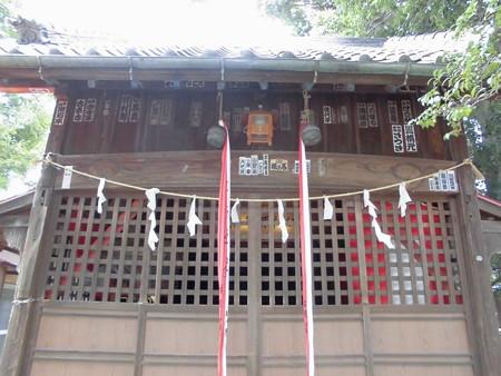 白幡・菅原神社-02拝殿a