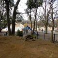 Photos: 都電荒川線_王子駅前駅界隈:旧渋沢家飛鳥山邸-09飛鳥山公園の古墳c