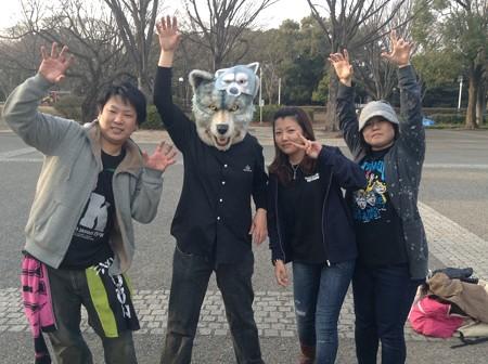 代々木公園イベント広場集合写真4