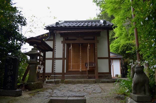 写真: 大崎八幡宮・大日社