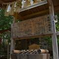 写真: 大崎八幡宮・手水舎