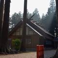 写真: 櫛引八幡宮・祖霊社