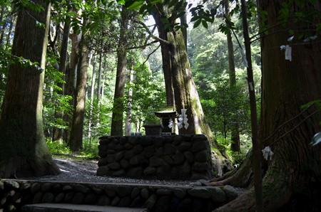霧島神宮・山神社