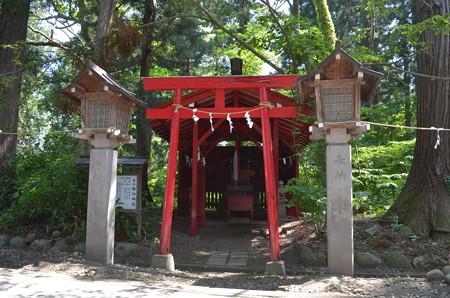 伊佐須美神社・白山神社