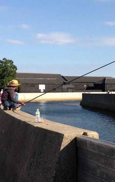 釣りの時間