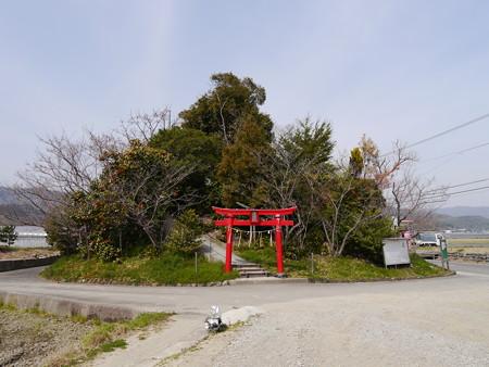 P1000408 弁天山その1・全景