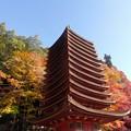 Photos: 談山神社紅葉09