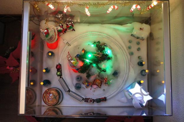 俯瞰図@2012クリスマス