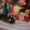 写真: 光る汽車@2012クリスマス