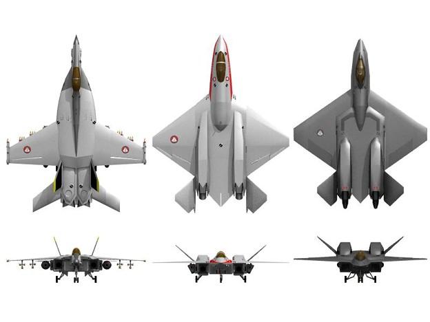 YF 23 (航空機)の画像 p1_8