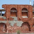 Photos: 軍艦島の廃墟