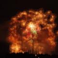 片貝花火2012年9月10日の4尺玉