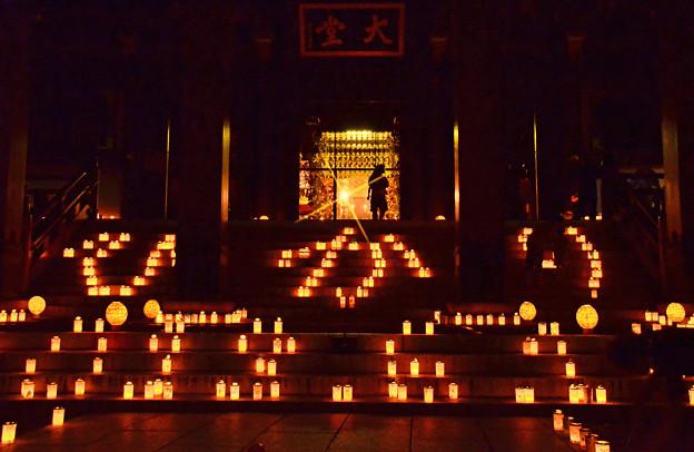 100万人のキャンドルナイトin池上本門寺 (3)