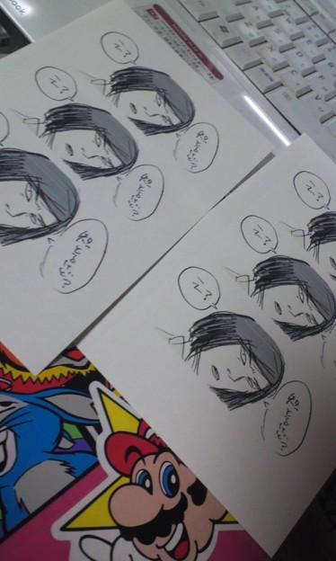 Photos: ふきじろーさんの井尾谷をシ...