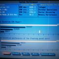 写真: system information- Pentium III laptop