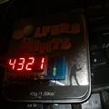 写真: serial port LED display