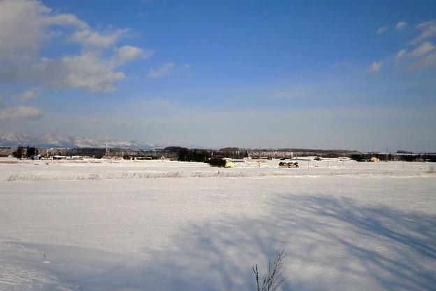 冬の十勝・十勝晴れの日.5