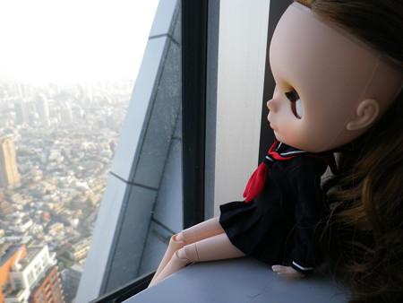 これが東京かー!