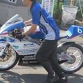 写真: 63 6   菊池 寛幸 KoharaRacing NSF250R