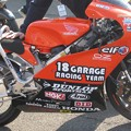 写真: 180 99 中本 貴也 18 GARAGE RACING TEAM NSF250R