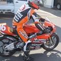198 16 亀井 雄大 18 GARAGE RACING TEAM NSF250R 2012