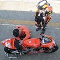 204 16 亀井 雄大 18 GARAGE RACING TEAM NSF250R 2012