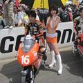 写真: 212  16 亀井 雄大 18 GARAGE RACING TEAM NSF250R 2012