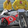 写真: 276 21 渥美 心 レーシングチームハニービー NSF250R
