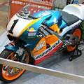 写真: 13_1997_nsr500_michael_doohan_2012_tokyo_motercycle_show