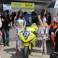 写真: 383 2012 17 稲垣 誠 アケノスピード・MIC YZF-R6