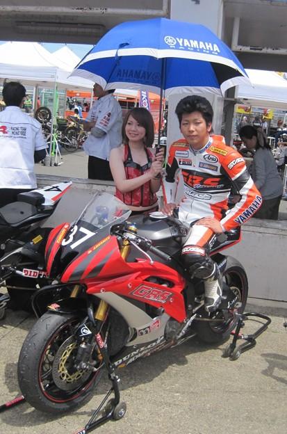 写真: 493 2012 37 近藤 湧也 GBSレーシング YZF-R6
