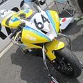 写真: 494 2012 64 矢田 栄一朗 T.T.MOTO YZF-R6