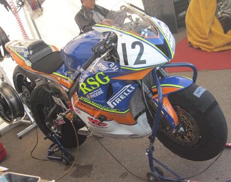 507 2012 12 岡村 光矩 RSGレーシング&ドリーム北九州 CBR600RR