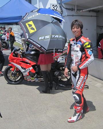 548 2012 26 篠崎 佐助 SP忠男レーシングチーム YZF-R6