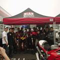 写真: 10_2005_atushi_watanabe_yoshimura_suzuki_jomo_with_srixon_racing_team