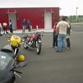 写真: 14_2005_atushi_watanabe_yoshimura_suzuki_jomo_with_srixon_racing_team