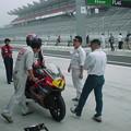 写真: 20_2005_atushi_watanabe_yoshimura_suzuki_jomo_with_srixon_racing_team