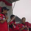 写真: 35_2005_atushi_watanabe_yoshimura_suzuki_jomo_with_srixon_racing_team