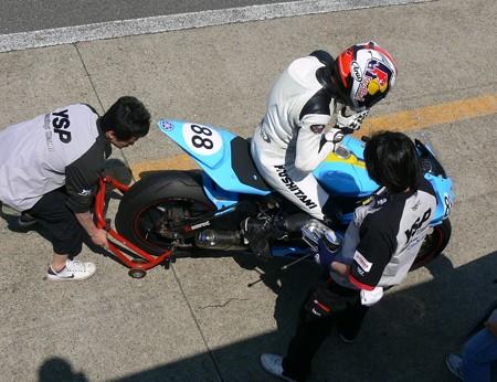 571 2012 88 尼崎 耕司 YSP茅ヶ崎 水沢レーシング YZF-R6
