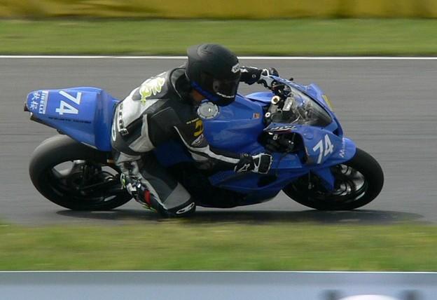 写真: 577 2012 74 澤村 俊紀 レーシングチーム ヒロ CBR600RR